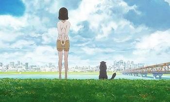 彼女と彼女の猫 Everything Flows.jpg